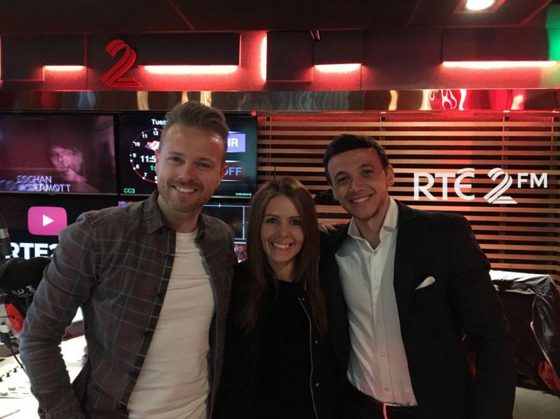 RTE 2 FM Interview Ioan Mares
